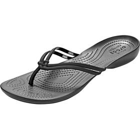 Crocs Isabella Flips Women Black/Black